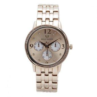 Đồng hồ kim nữ dây thép không gỉ Cristian Lay Belle Queen 20661