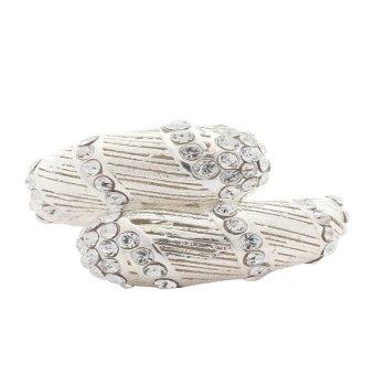 Nhẫn bạc đính đá 55132 Cristian Lay