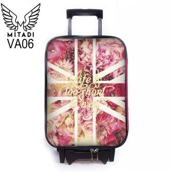 Vali Hoa Cờ Anh - MITADI - VA06