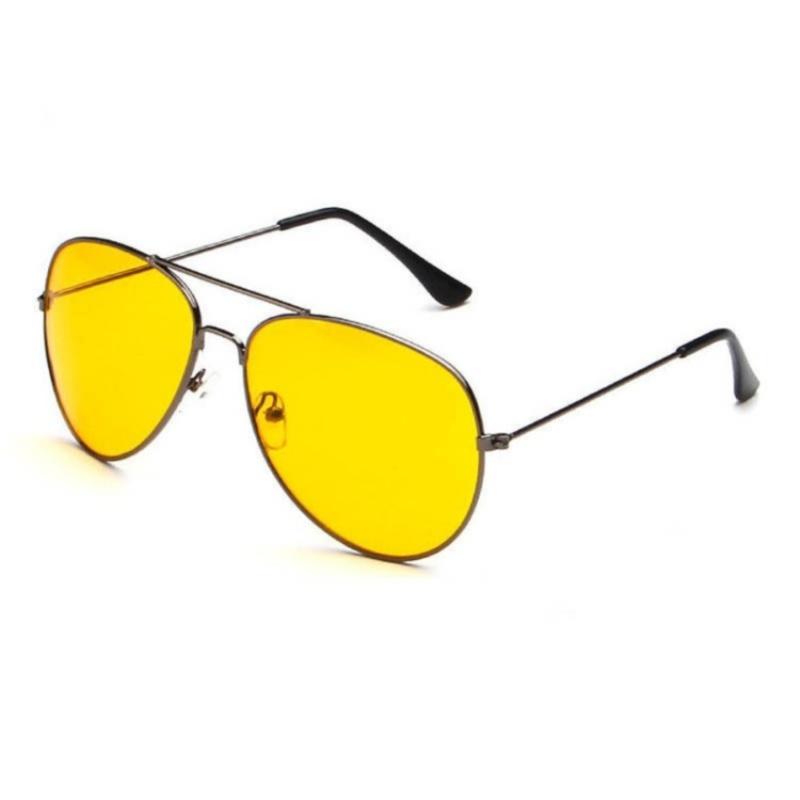 Giá bán Kính đi đường ban đên Night View Glasses (Vàng)