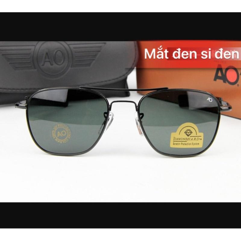 Giá bán Kinh mat American Optical AO01 Đen
