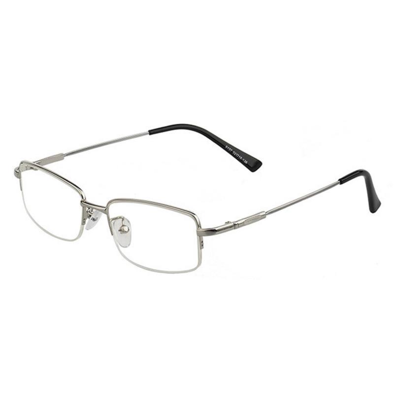 Mua Kính mắt nam chống bức xạ gọng kim loại K218 - 7A (Trắng)