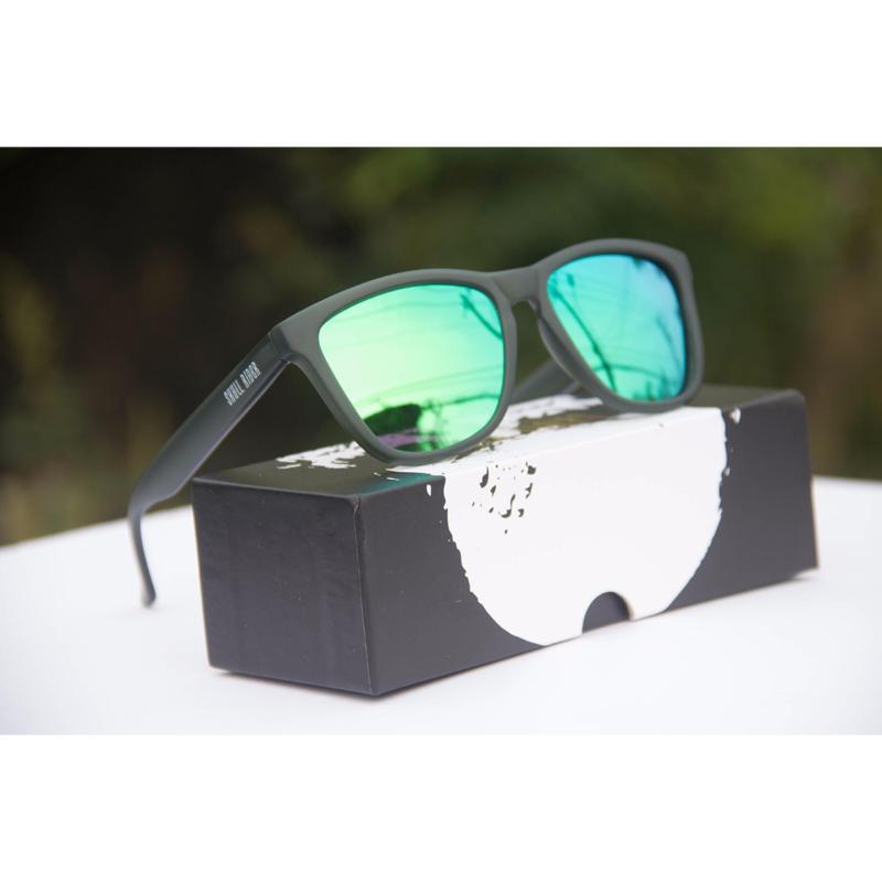 Giá bán Kính mát nam Skull Rider Green SR000101