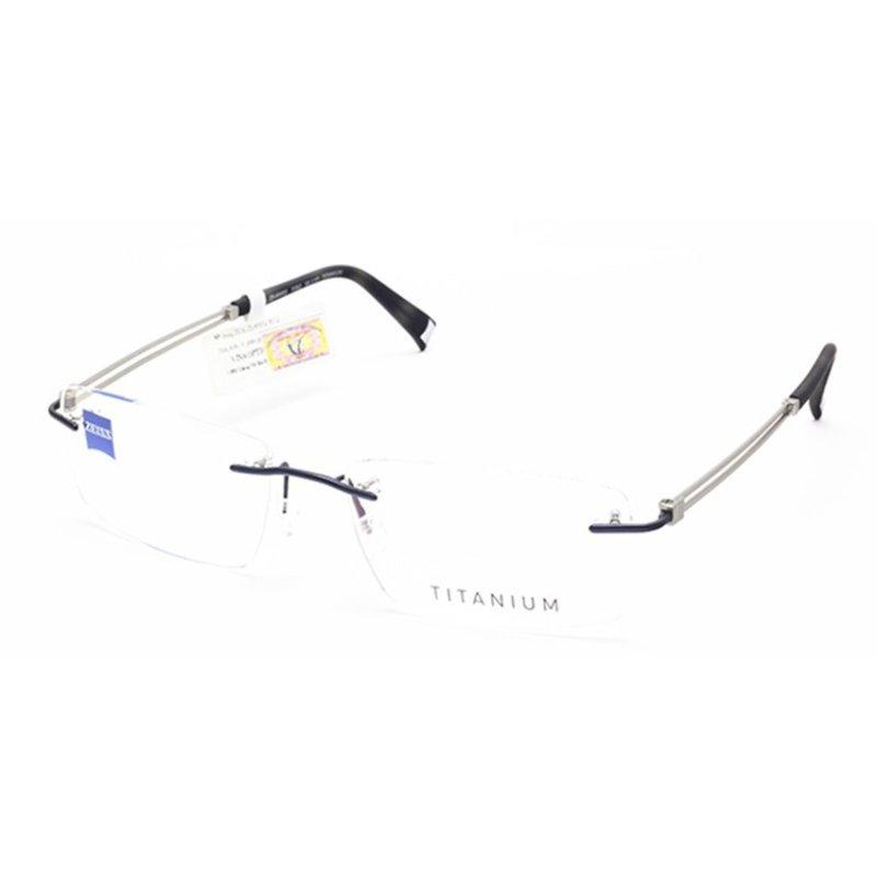 Giá bán Kính mắt nam Zeiss ZS60002 F052 55-17-140 4250K (Đen)