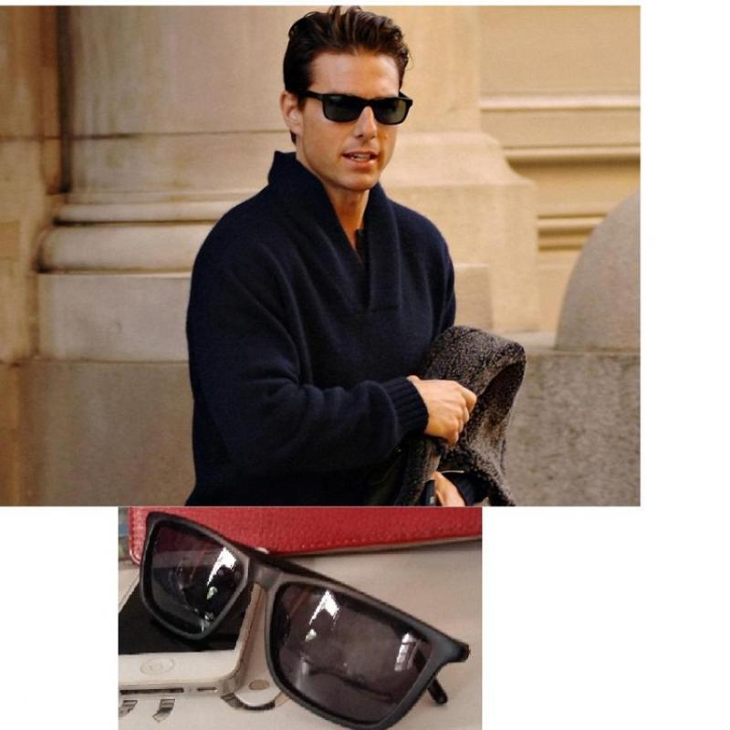 Giá bán Kính mát phong cách Tom Cruise (Đen).