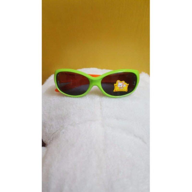 Mua Kính mát trẻ em chống nắng cao cấp (Xanh cam) + Tặng dụng cụ lấy ráy tai có đèn
