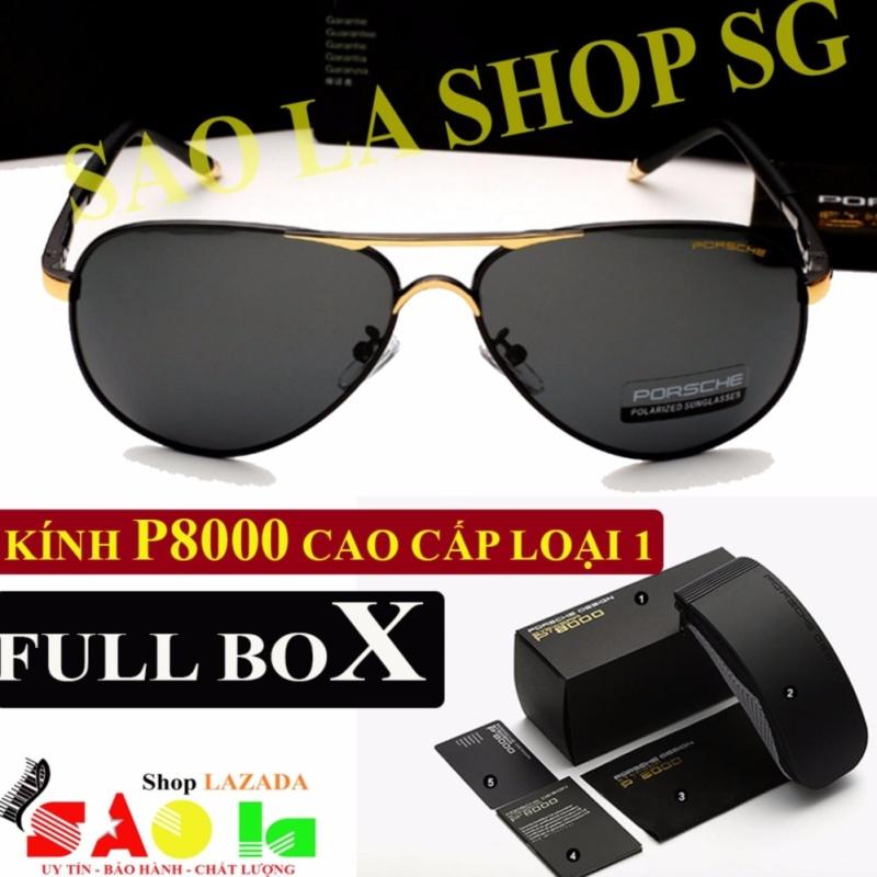 Giá bán Kính nam PORSCHE™ design P'8000 cao cấp full box Loại 1