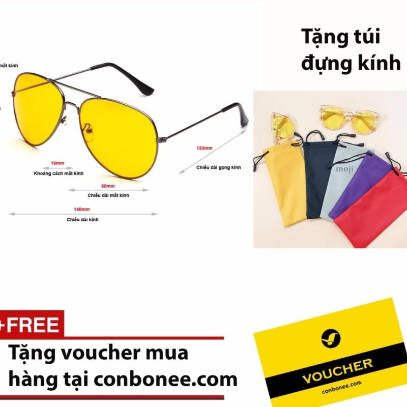 Giá bán Kính nhìn xuyên đêm Conbonee & Tặng Voucher mua hàng