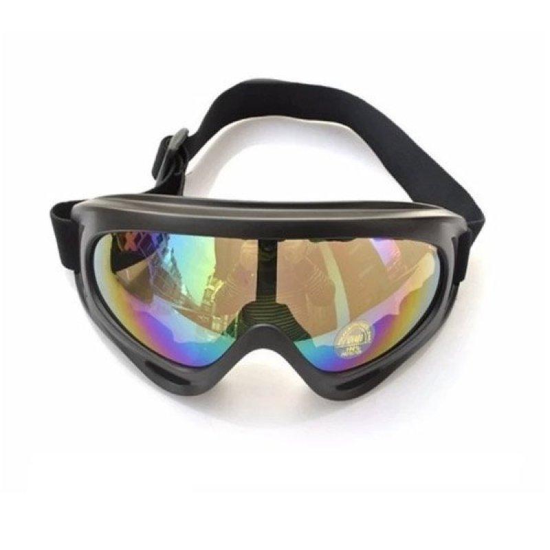 Giá bán Mắt kính đi phượt UV400.