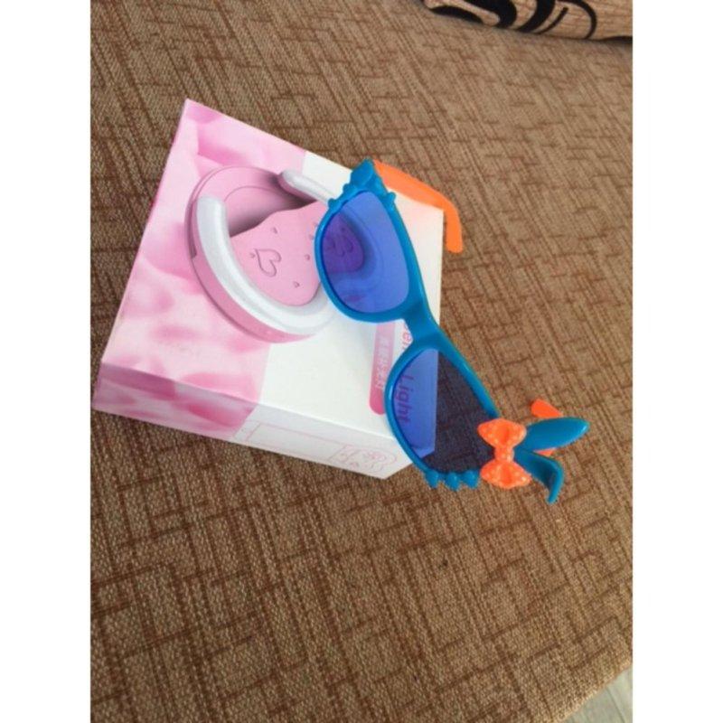 Mua Mắt kính mát dành cho bé gái hình chiếc nơ Pro Gái