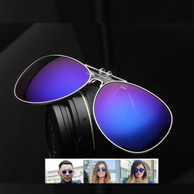 Mua Mắt kính nam - nữ tráng gương thời trang PGH01