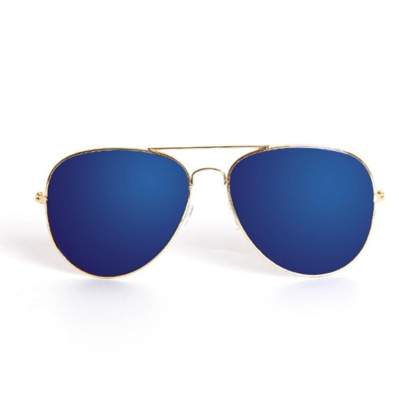 Giá bán Mắt kính Nam Nữ tròn Cổ điển (xanh ngọc)