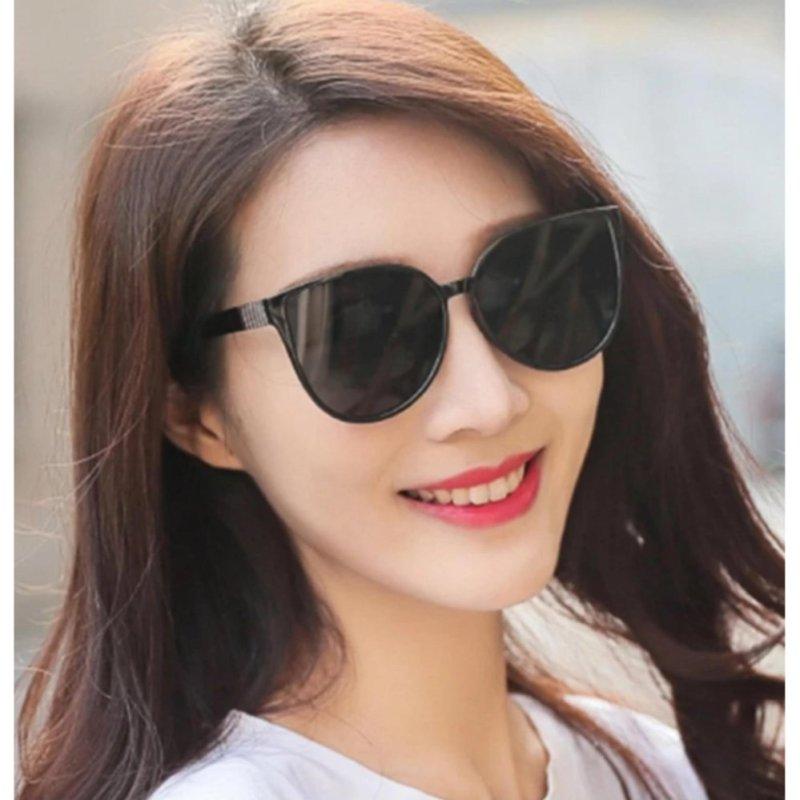 Mua Mắt Kính Thời Trang Nữ tuyệt đẹp (đen)