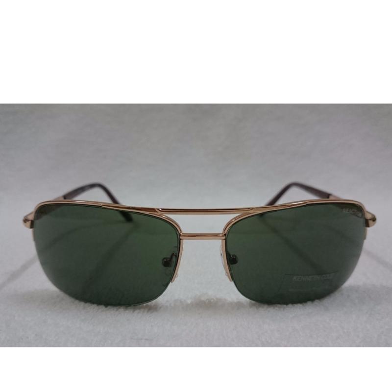 Mua Mắt kính Unisex's Semi-RimlessRose-Tone Sunglasses