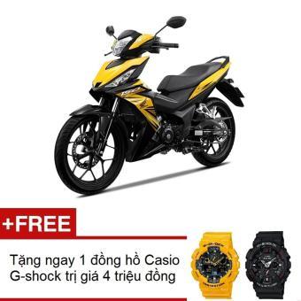 Xe tay côn Honda Winner thể thao 2016 - Vàng đen+ Tặng 01 đồng hồ Casio G-Shock trị giá 4 triệu đồng