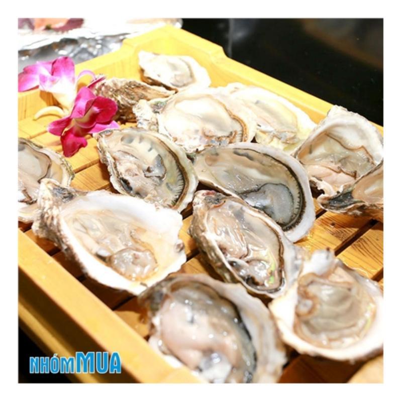 Mua Buffet Vườn hải sản tươi ngon tại Royal City