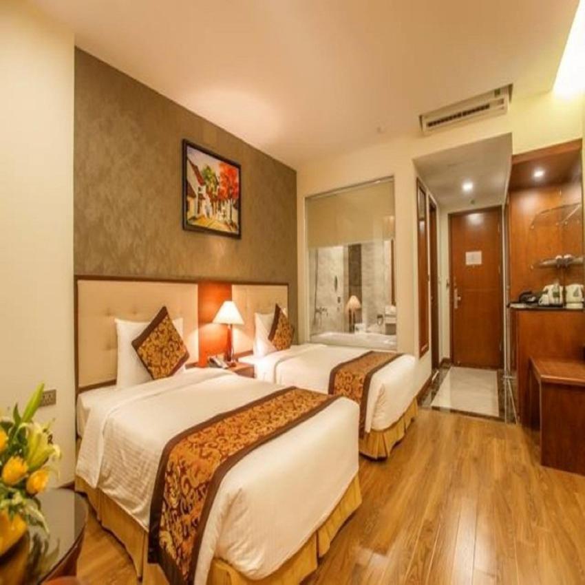 Khách sạn Mường Thanh Cần Thơ đạt chuẩn 5* bao gồm ăn sáng