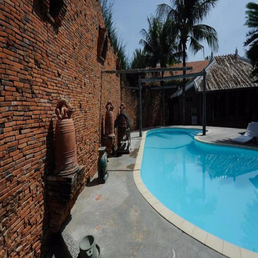 Nha Trang - Phòng khách sạn Some days of silence resort & spa Nha Trang giảm 50% giá ngày tết, đã bao gồm ăn sáng, thuế