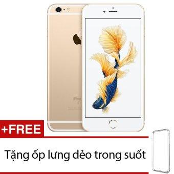 Apple iPhone 6S 128GB (Vàng) - Hàng nhập khẩu + Tặng 1 ốp lưng dẻo trong suốt