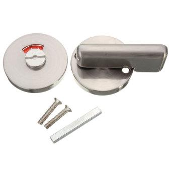 material zinc alloy color silver diameter 55mm size hole distance