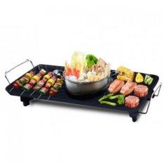 Bếp lẩu nướng đa năng BBQ Queens Sony GR915L (Đen)