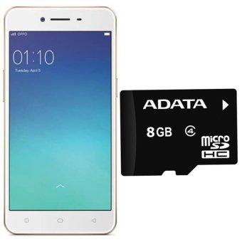 Bộ 1 OPPO Neo9_ A37 (Vàng Hồng) + 1 Thẻ nhớ 8GB