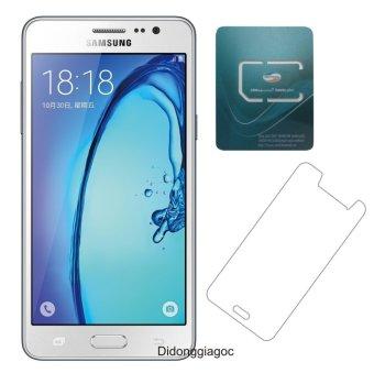 Bộ 1 Samsung Galaxy On5 8GB (Trắng) + 1 Dán cường lực + 1 Sim Viettel - Hàng nhập khẩu
