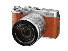 Fujifilm X-A2 16.3MP với Lens kit XC 16-50mm F3.5-5.6 OIS II (Nâu)
