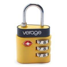 Khóa vali Verage VG-5132 (Vàng)