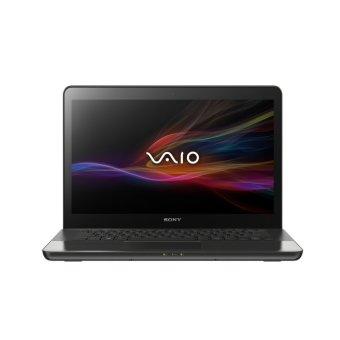 Laptop Sony Vaio Fit 14 inch (Đen) - Hàng nhập khẩu