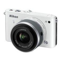 Nikon 1 J3 14.2MP với Lens kit 10-30mm F3.5-5.6 (Trắng)