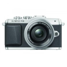 Olympus PEN E-PL7 16MP với lens kit ED 14-42mm F3.5-5.6 II 2RK (Đen)