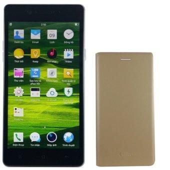 OPPO Neo 7 16GB 2 SIM (Đen) - Hãng Phân phối chính thức + Bao Da_Hàng Chính Hãng