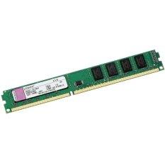 Ram máy tính Kingston DDR3 2GB/1600 pc (Xanh)