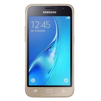 Samsung Galaxy J1 SM-J120HZDDXXV 8GB (Vàng) - Hãng Phân phối chính thức