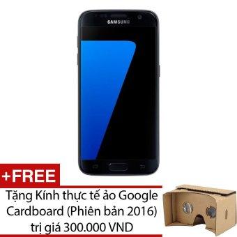 Samsung Galaxy S7 32Gb (Đen) - Hàng nhập khẩu + Tặng 1 kính thực tế ảo Google Cardboard