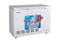 Tủ đông 2 ngăn Sanyo SF-CR21K 208L (Trắng)