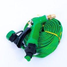 Vòi xịt rửa xe cực mạnh 15m (Xanh)