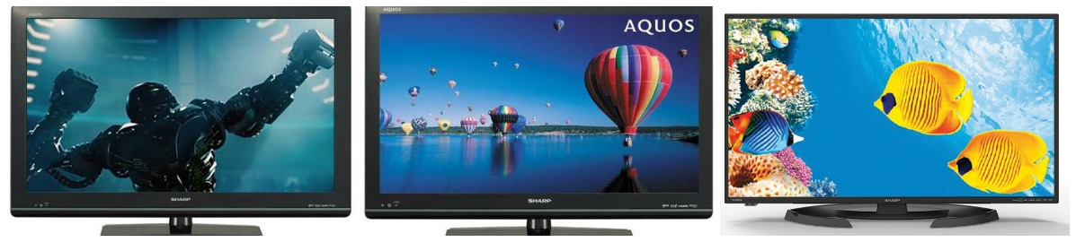 Shop B 225 N Tivi Led Sharp 50inch Ultra Hd Model Aquos Lc