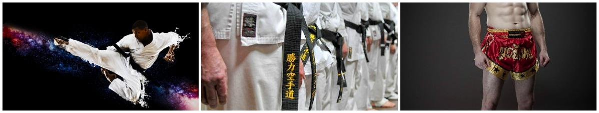 đồng phục võ thuật cao cấp