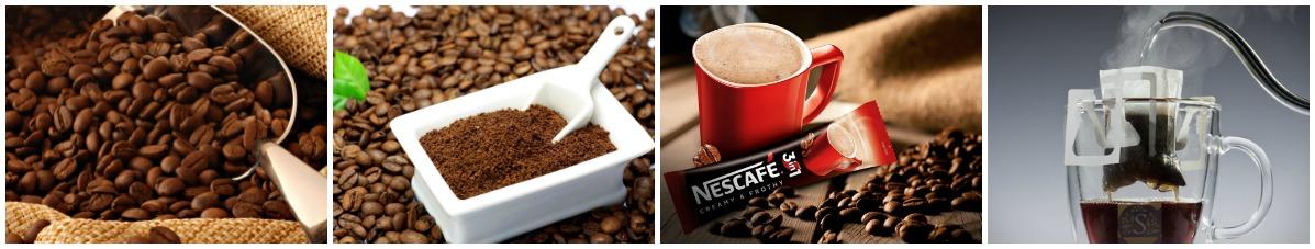 Cà phê 100% nguyên chất