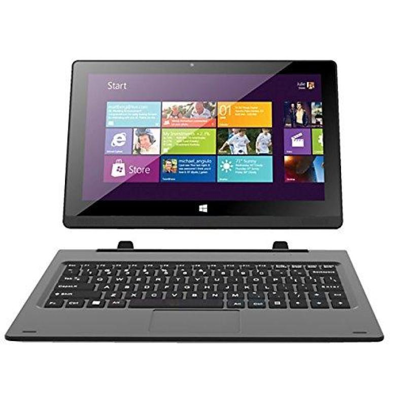 Laptop 2-in-1 màn hình cảm ứng TRIO PRO-BOOK 10.1 inch Windows 10 Pro 2GB RAM 32GB