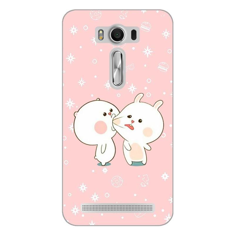 Giá Ốp lưng dẻo cho điện thoại Asus Zenfone 2 Laser ZE550KL _Cute 04