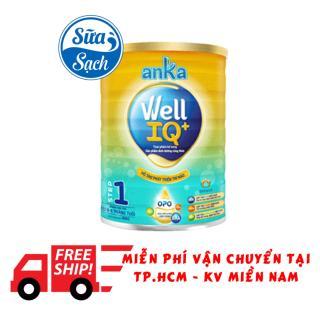 Sữa bột Anka Well IQ+ Số 1 - 900gr thumbnail