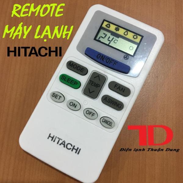 Remote máy lạnh HITACHI