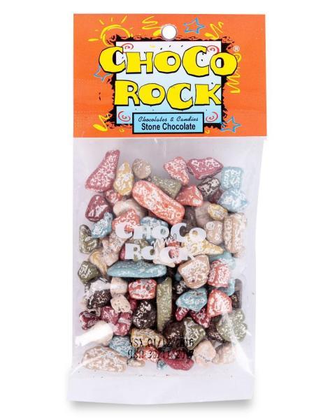 Kẹo Socola Hình Viên Đá Hiệu Choco Rock Trung Minh Thành Gói 65 G