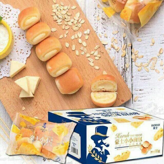 Hình ảnh Bành mỳ phomai Cheese Horsh - Thùng 2kg