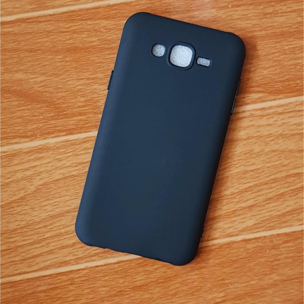 Ốp Lưng Samsung Galaxy J5 2015 Dẻo Đen TPU Cao Cấp
