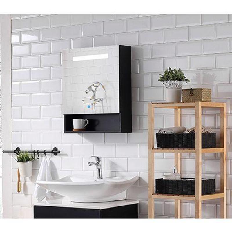 Tủ gương LED cảm ứng nhà tắm