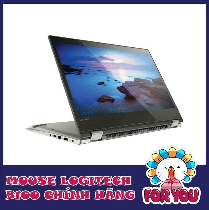 Laptop Lenovo Yoga 520 80X80107VN (Xám) - Hãng Phân Phối Chính Thức Ưu Đãi Bất Ngờ